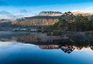 Cradle Mountain - Lake Saint Clair National Park