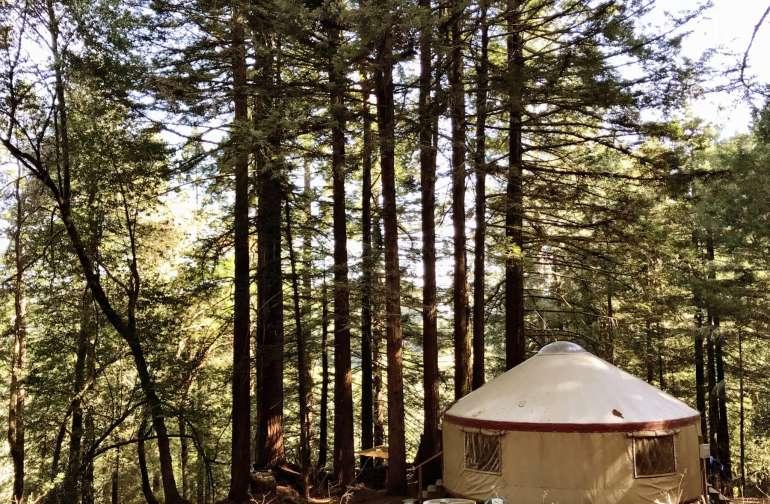 Shanti Permaculture Farm Camping