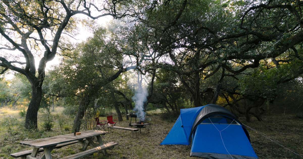 The 30 best campgrounds near San Marcos, Texas