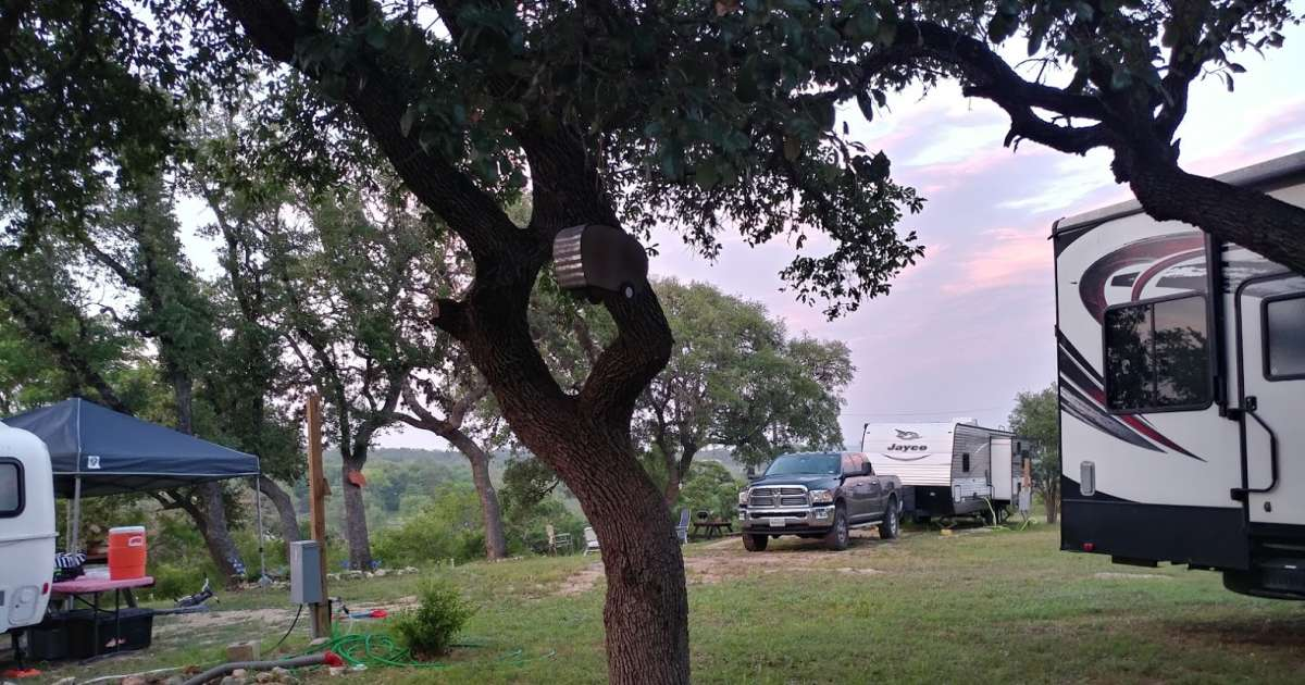 The 30 Best Campgrounds Near Bandera Texas