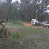 Darling River Camping with amenities