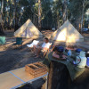 Southern Side Eco Bell Tent 2