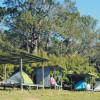 Camping Shelter Platform