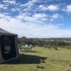 Camper trailer set up site (2WD)