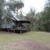 Bush Cabin by the Creek