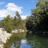 Crystal Creek Campsite -