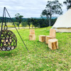 Campsites for self-contained campers