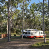 GUM TREE LODGE & BUSH CAMP NO POWER