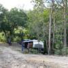 Hogback RV spot in the paddock