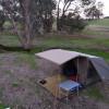 Frankland River Camp 2 - Creekside