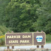 Parker Dam State Park Campground