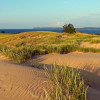South Manitou Island - the Popple Campground