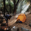 West Fork Trail Camp