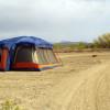 Jackass Flats Camp