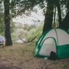 Creekside Camping Under The Trees