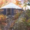 Yurt Near Acadi-Mainers Only
