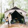 JB Trading Canvas Tents