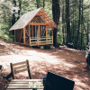 Tanglebloom: Tiny Open-Air Cabin