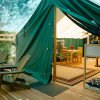 #1Glamping Safari Tent on Creek