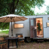Petal Pusher Vintage Trailer