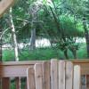 RUFFLED feather cabin on Sheep Farm