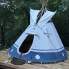 #13 Family Teepee Creekside