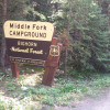 Middle Fork Campground
