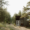 Secluded Rustic Glam Artist's Cabin
