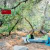 Hidden Tent Site