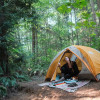 Camp Under the Cedars Large Site 2