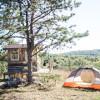 Oak Mountain Hideaway Tent Site #1