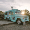 Tortilla Bus - Voted #1 HipCamp NM!