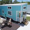 Tiny House Aqua Oasis