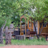Western Cowboy Bunk House Camp