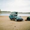 Lone Rock Beach Primitive Camping