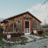 Rustic Cabin on Horse Sanctuary
