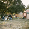 Stallion Oaks Ranch ~16' Yurt