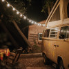 Enjoy a hip 79 VW Westy Campmobile