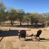 Tent Camping Paradise in NE Tucson