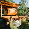 Cedar Bloom Open Camping