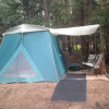 Gear-free, no-fuss Forest Glamping