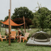 TENT CAMP at Camp Wonder Wander