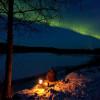 Salcha River, AK Off-Grid Camping