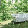 Camper nr. Seneca Lake