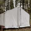 Feathered Pipe Wall Tents