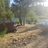 Large Private American River Camp