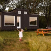 HEATED Off Grid Tiny Cabin