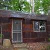 Handmade Hut in the Woods