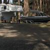 RV or Van Camp Full Hook Up