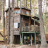 Romantic Wilderness Tree House!!